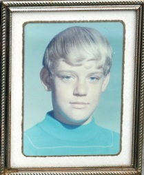 My eldest brother, Bill. ~ Jim