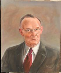 Great Grandpa Walter Begley (see description below).